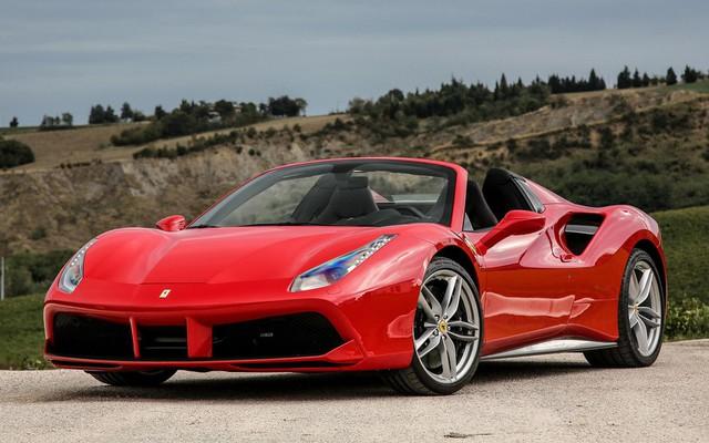 Siêu xe Ferrari bị triệu hồi tại Việt Nam  - Ảnh 1.