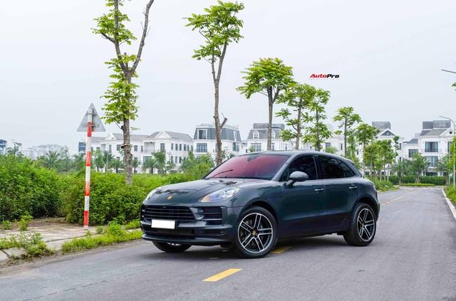 Trải nghiệm 8.000km, đại gia bán lại Porsche Macan với giá 'rẻ hơn 500 triệu đồng' - Ảnh 7.