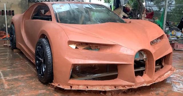 YouTuber Việt chế tạo siêu xe Bugatti Chiron, truyền thông Mỹ khen hết lời - Ảnh 1.