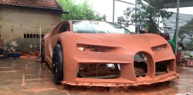 YouTuber Việt chế tạo siêu xe Bugatti Chiron, truyền thông Mỹ khen hết lời - Ảnh 2.