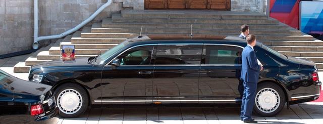 Chiếc xe gấu Nga dành cho tổng thống Putin: Thế giới choáng ngợp! - Ảnh 2.