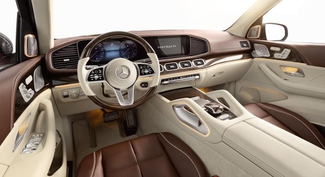 Mercedes-Maybach GLS 600 chính hãng mở bán tại Việt Nam: Giá từ khoảng hơn 12,5 tỷ, rẻ hơn nhiều xe nhập ngoài - Ảnh 9.
