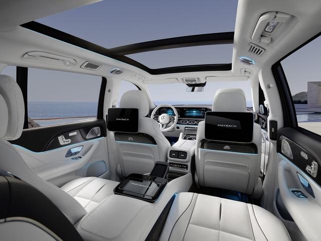 Mercedes-Maybach GLS 600 chính hãng mở bán tại Việt Nam: Giá từ khoảng hơn 12,5 tỷ, rẻ hơn nhiều xe nhập ngoài - Ảnh 4.