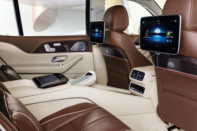 Mercedes-Maybach GLS 600 chính hãng mở bán tại Việt Nam: Giá từ khoảng hơn 12,5 tỷ, rẻ hơn nhiều xe nhập ngoài - Ảnh 10.