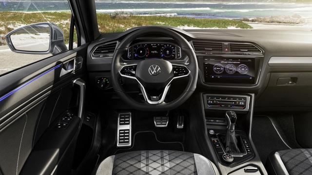 Ra mắt Volkswagen Tiguan Allspace 2022: Thêm đèn ma trận, màn hình lớn, sẽ về Việt Nam cạnh tranh Mercedes-Benz GLB - Ảnh 7.