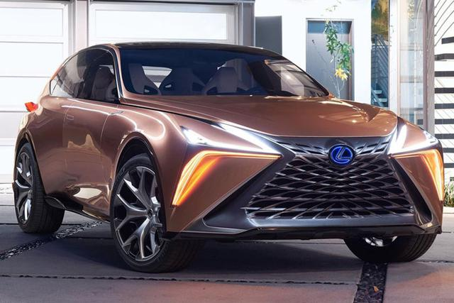 Những điều cần biết về Lexus LF - Hậu duệ LX 570 trong tương lai - Ảnh 1.