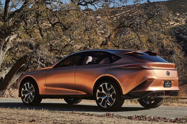 Những điều cần biết về Lexus LF - Hậu duệ LX 570 trong tương lai - Ảnh 3.