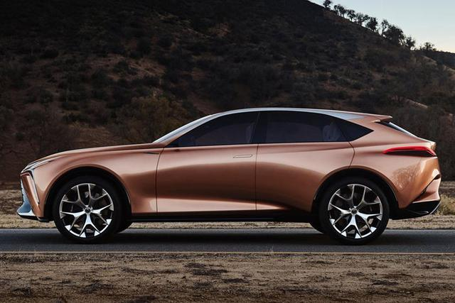 Những điều cần biết về Lexus LF - Hậu duệ LX 570 trong tương lai - Ảnh 2.