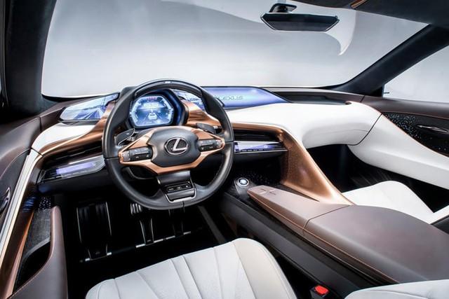 Những điều cần biết về Lexus LF - Hậu duệ LX 570 trong tương lai - Ảnh 4.