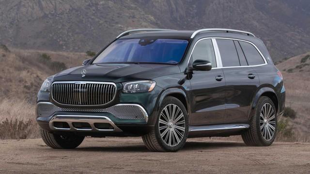 Top 10 ô tô được đánh giá cao nhất năm 2021  - Ảnh 7.