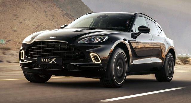 Aston Martin úp mở giới thiệu xe mới vào tháng 8 - Ảnh 1.