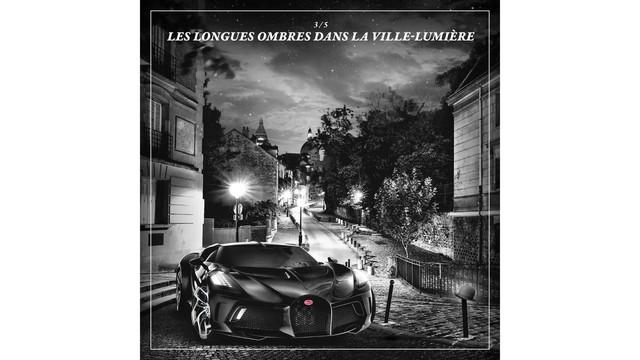 Siêu xe giá khủng nhất thế giới Bugatti La Voiture Noire đã hoàn thiện, sẵn sàng chờ ngày ra mắt - Ảnh 7.