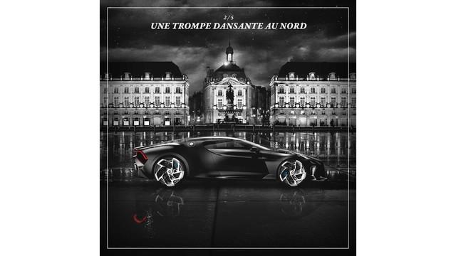 Siêu xe giá khủng nhất thế giới Bugatti La Voiture Noire đã hoàn thiện, sẵn sàng chờ ngày ra mắt - Ảnh 6.