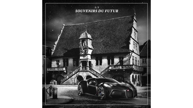Siêu xe giá khủng nhất thế giới Bugatti La Voiture Noire đã hoàn thiện, sẵn sàng chờ ngày ra mắt - Ảnh 9.