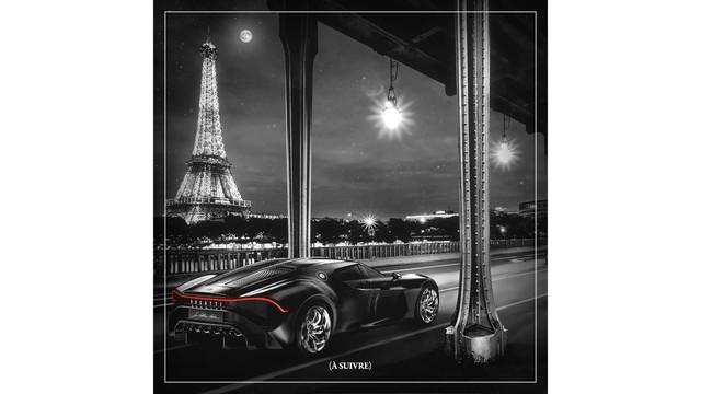 Siêu xe giá khủng nhất thế giới Bugatti La Voiture Noire đã hoàn thiện, sẵn sàng chờ ngày ra mắt - Ảnh 1.