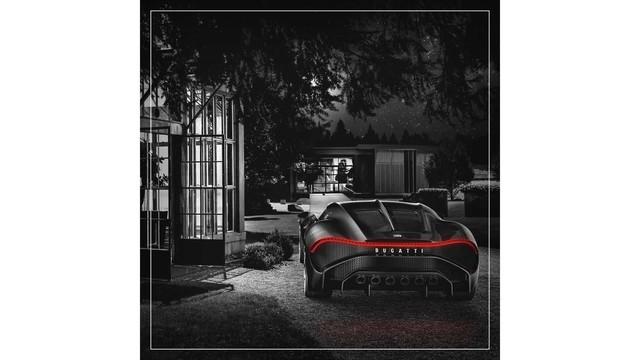 Siêu xe giá khủng nhất thế giới Bugatti La Voiture Noire đã hoàn thiện, sẵn sàng chờ ngày ra mắt - Ảnh 2.