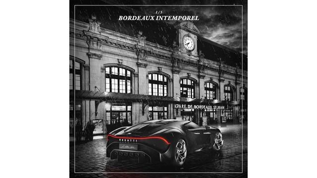 Siêu xe giá khủng nhất thế giới Bugatti La Voiture Noire đã hoàn thiện, sẵn sàng chờ ngày ra mắt - Ảnh 5.