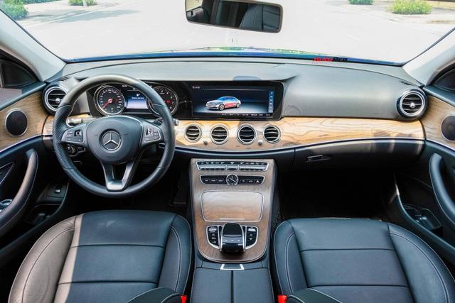Chạy lướt 20.000km, Mercedes-Benz E-Class hạ giá chỉ đắt hơn Honda Accord lăn bánh khoảng 300 triệu đồng - Ảnh 4.