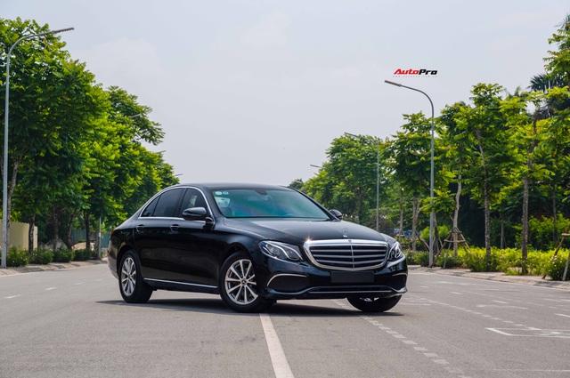 Chạy lướt 20.000km, Mercedes-Benz E-Class hạ giá chỉ đắt hơn Honda Accord lăn bánh khoảng 300 triệu đồng - Ảnh 7.