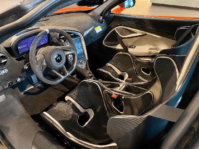 Khui công McLaren 765LT thứ 2 Việt Nam với màu sơn là điểm nhấn - Ảnh 4.