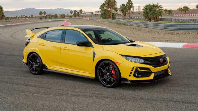 Phiên bản này của Honda Civic đời mới sẽ chỉ có bản số sàn - Ảnh 1.