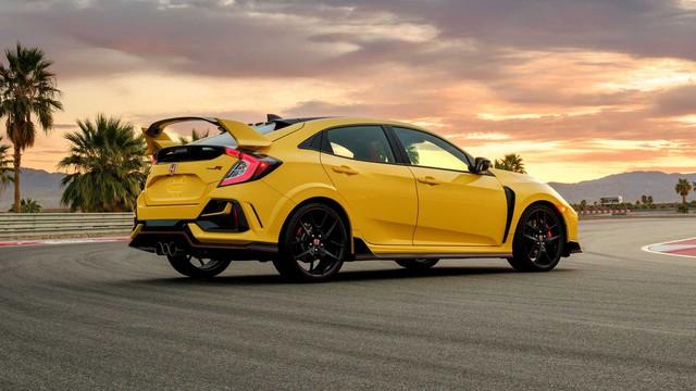 Phiên bản này của Honda Civic đời mới sẽ chỉ có bản số sàn - Ảnh 2.