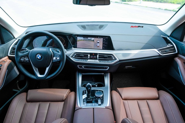 Đại gia bán lại BMW X5 sau 2 tháng sử dụng: Đắt hơn giá niêm yết 100 triệu nhưng ODO là chi tiết gây chú ý - Ảnh 4.