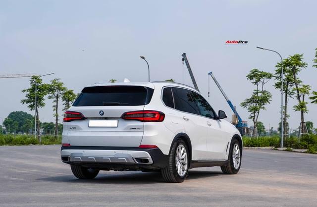 Đại gia bán lại BMW X5 sau 2 tháng sử dụng: Đắt hơn giá niêm yết 100 triệu nhưng ODO là chi tiết gây chú ý - Ảnh 3.