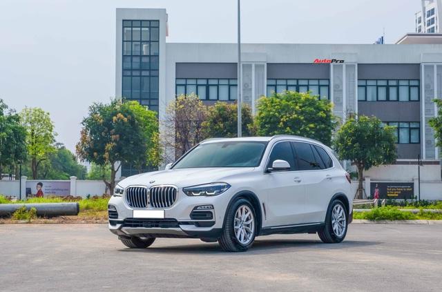 Đại gia bán lại BMW X5 sau 2 tháng sử dụng: Đắt hơn giá niêm yết 100 triệu nhưng ODO là chi tiết gây chú ý - Ảnh 8.