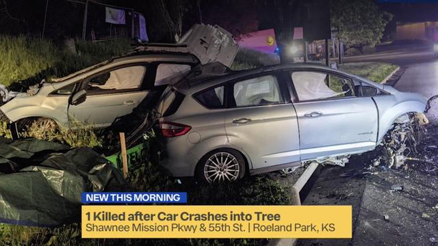 Tai nạn khó tin: Xe Ford bị xẻ làm đôi theo chiều dọc, mọi thứ không thể cứu vãn - Ảnh 1.