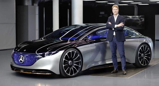 Mercedes-Benz đẩy mạnh làm xe điện khiến nhiều người đứng trước nguy cơ mất việc - Ảnh 1.