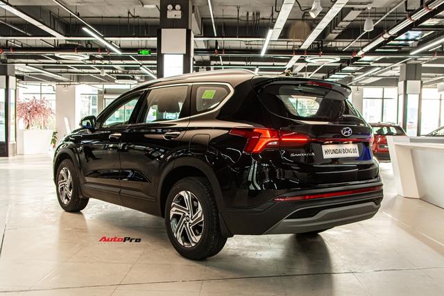 Hyundai Santa Fe 2021 bản rẻ nhất sẽ chỉ có option thế này: Cắt nhiều nhưng tiết kiệm hơn 300 triệu - Ảnh 3.