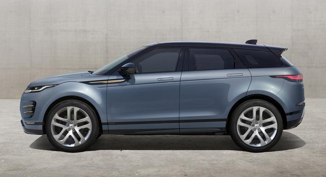 Range Rover Evoque và Discovery Sport thế hệ mới chuẩn bị thay đổi khung gầm tối ưu cho động cơ điện - Ảnh 1.