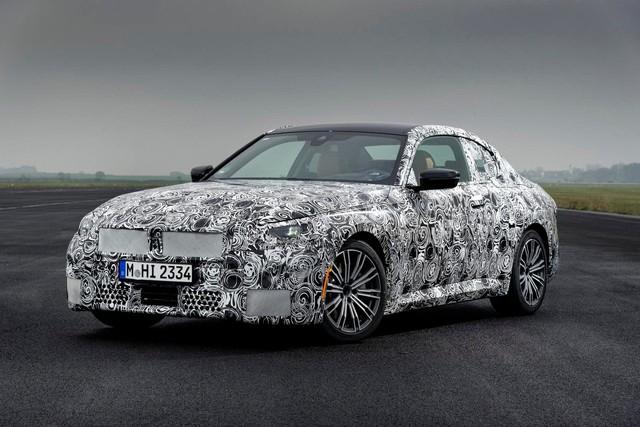 BMW 2-Series 2021 ra mắt ngay mùa hè này: Một bản siêu mạnh dành riêng cho dân mê tốc độ - Ảnh 1.