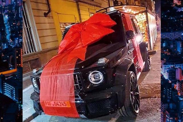 Cristiano Ronaldo bí mật chuyển dàn siêu xe khỏi biệt thự ngay trong đêm, đếm ngày rời Juventus - Ảnh 3.