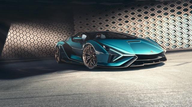 Lamborghini nhá hàng 4 siêu xe mới: Huracan và Aventador dễ bị thay thế