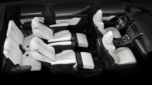 Ra mắt Lexus LM 350 tại Việt Nam, giá bán từ 6,8 tỷ đồng cho đại gia thích khác biệt - Ảnh 7.