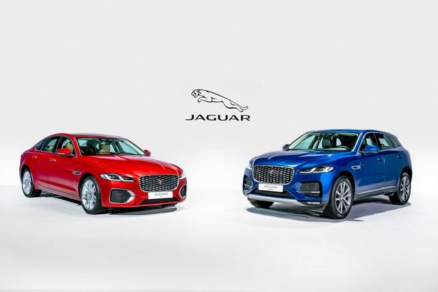 Ra mắt bộ đôi Jaguar F-Pace và XF 2021 tại Việt Nam: Giá từ hơn 3 tỷ, động cơ tiêu chuẩn đã mạnh gần 250 mã lực - Ảnh 1.