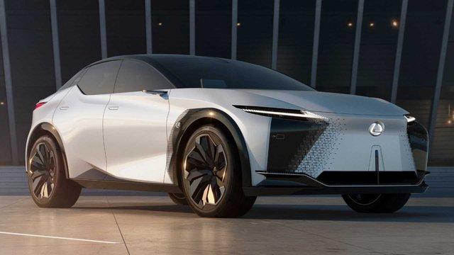 Sau bản concept LF-Z Electrified, Lexus xác nhận làm ít nhất 10 xe mới dùng động cơ xanh - Ảnh 2.
