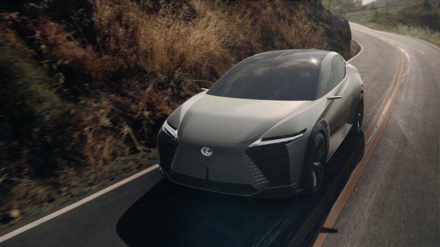 Sau bản concept LF-Z Electrified, Lexus xác nhận làm ít nhất 10 xe mới dùng động cơ xanh - Ảnh 1.