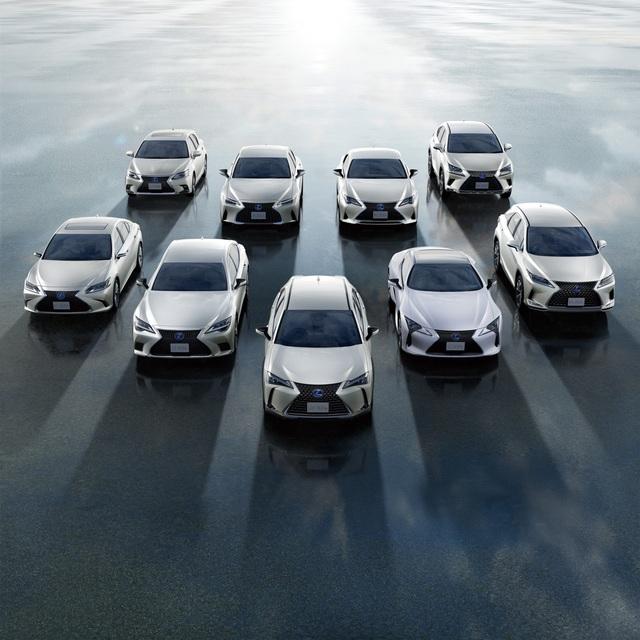 Sau bản concept LF-Z Electrified, Lexus xác nhận làm ít nhất 10 xe mới dùng động cơ xanh - Ảnh 3.