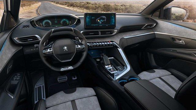 Đại lý nhận đặt cọc Peugeot 3008 2021 tại Việt Nam: Dự kiến tháng 6 ra mắt, đấu Mazda CX-5 và Hyundai Tucson - Ảnh 3.