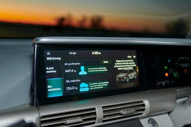 Mẫu ô tô Hyundai lập kỷ lục thế giới, chạy gần 900 km chỉ với 1 bình nhiên liệu nạp đầy - Ảnh 4.