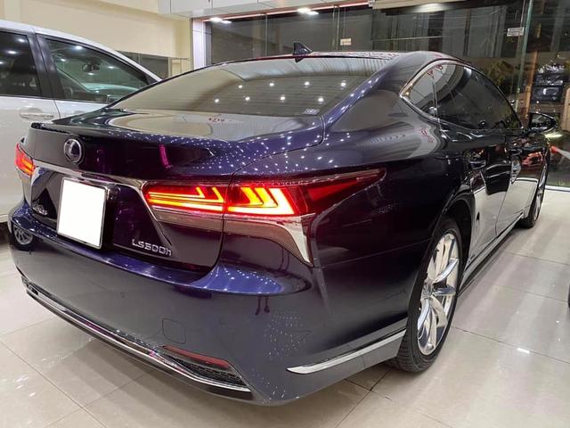Mua 9 tỷ bán hơn 6 tỷ, chủ nhân Lexus LS 500h gánh khoản lỗ đủ tậu BMW X3 dù mới chạy 20.000km - Ảnh 2.