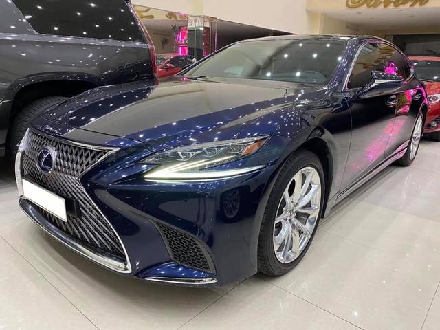 Mua 9 tỷ bán hơn 6 tỷ, chủ nhân Lexus LS 500h gánh khoản lỗ đủ tậu BMW X3 dù mới chạy 20.000km - Ảnh 4.