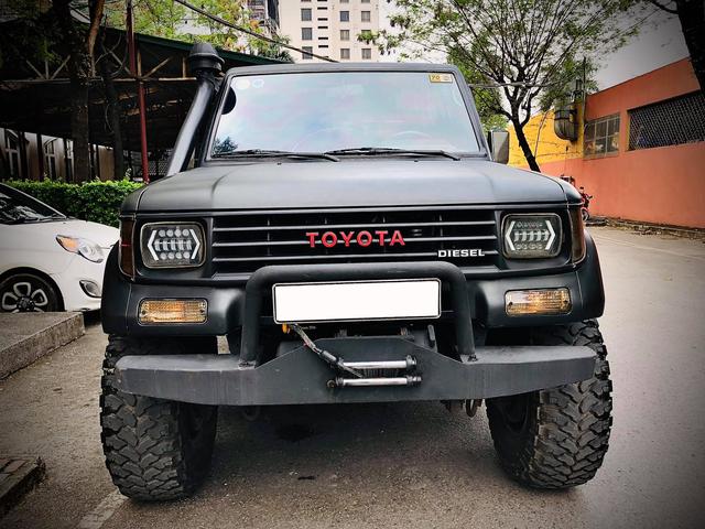 Bán Toyota Land Cruiser gần 30 tuổi, chủ xe vẫn nhận mưa lời khen dù rao giá hơn 500 triệu đồng - Ảnh 1.