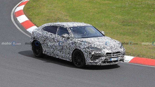 Lamborghini Urus Evo xuất hiện: Siêu SUV thực thụ, công suất dự kiến 820 mã lực - Ảnh 1.