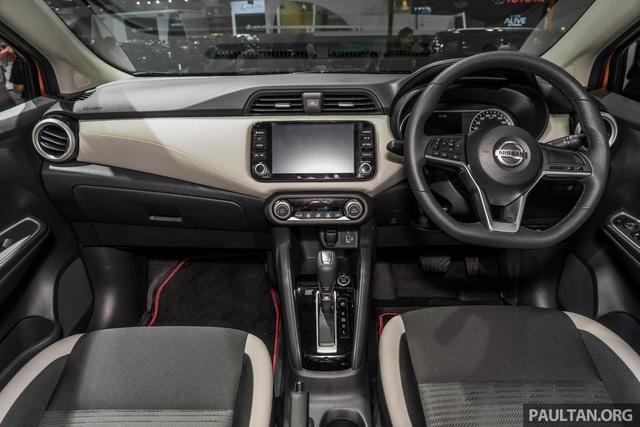Nissan Almera 2021 dự kiến giao xe tháng 6 tại Việt Nam: 4 phiên bản, giá bản full thấp hơn Vios và City - Ảnh 3.
