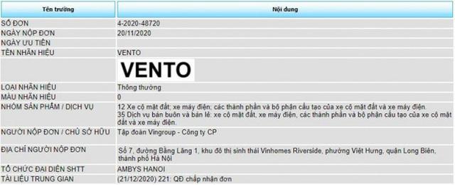 Rò rỉ thêm hình ảnh xe máy điện VinFast Vento trước ngày mở bán, xuất hiện những chi tiết đặc biệt - Ảnh 3.