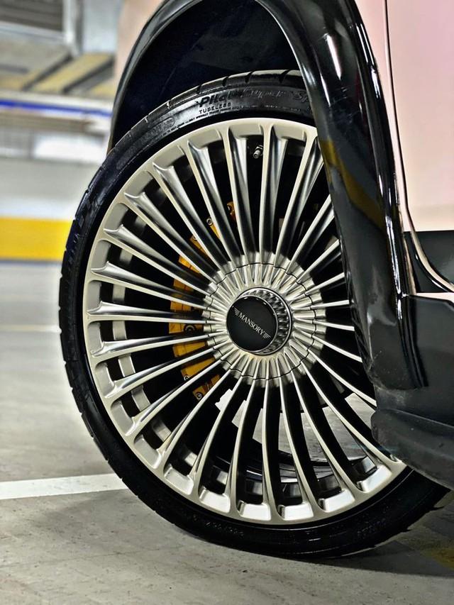 Treo biển 123.45, Mitsubishi Xpander độ mâm kiểu Maybach rao bán với giá hơn 900 triệu đồng - Ảnh 4.